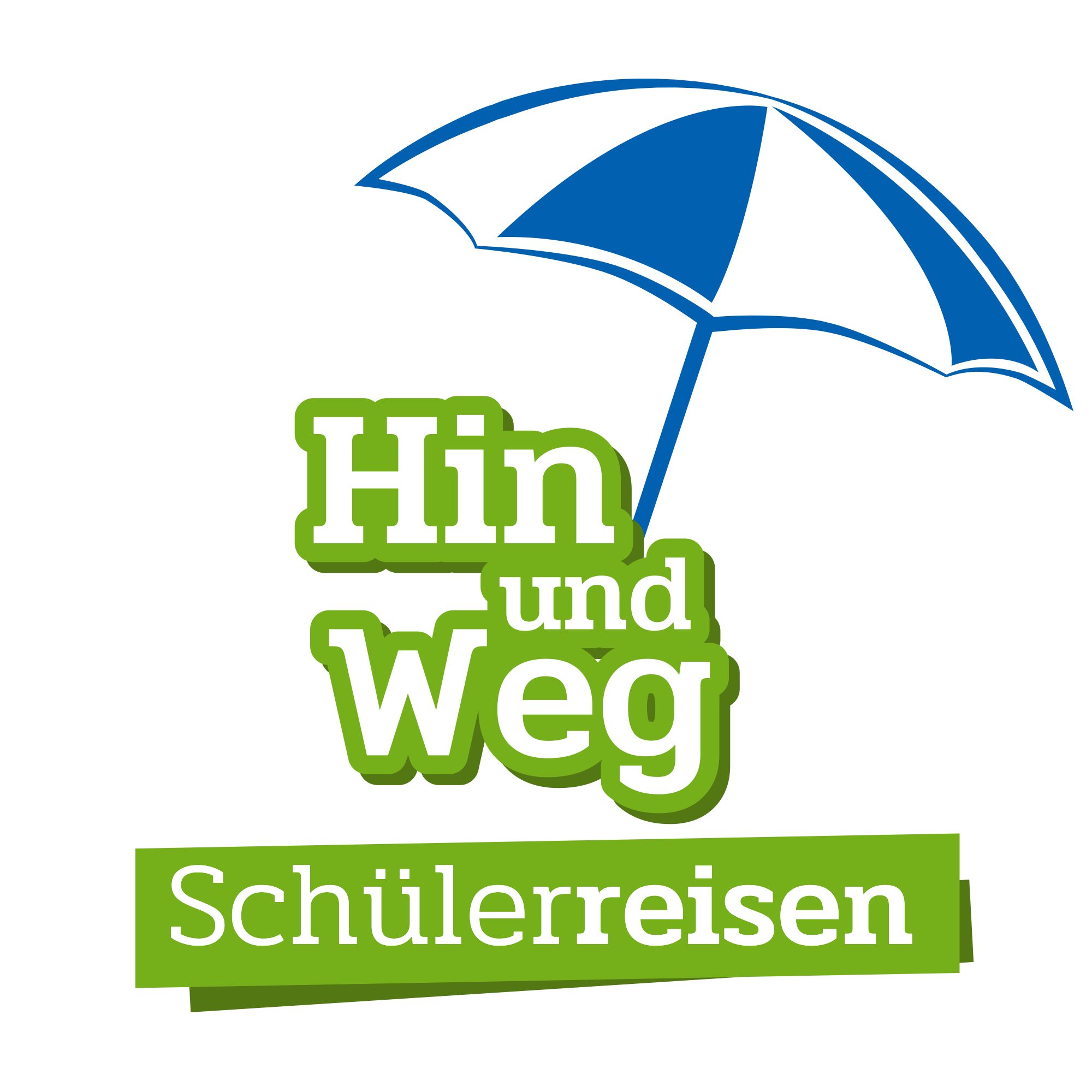 Hin & Weg Schülerreisen S-GmbH logo