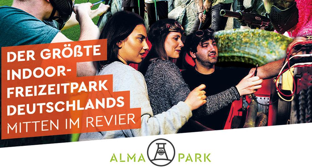 Reise Alma Park Gelsenkirchen